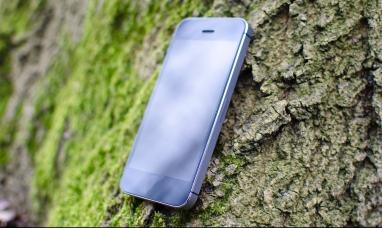 blur-brown-cellphone-296331